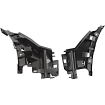 Replacement Air Intake Duct Bumper Air Intake Duct - SET-RL16250001, Direct Fit