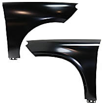 Fender - Front, Driver and Passenger Side, without Molding Holes, CAPA CERTIFIED