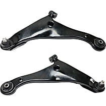 Control Arm - Front, Driver and Passenger Side, Lower, Set of 2