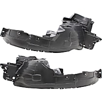 Fender Liner - Front, Driver and Passenger Side, SR Model