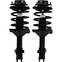 Front OE Replacement Loaded Strut Assembly Driver and Passenger Side