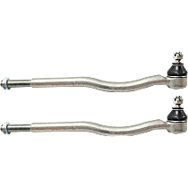 Tie Rod End - Front, Driver and Passenger Side, Inner