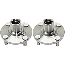 Front Wheel Hub, Driver and Passenger side For AWD/FWD Models