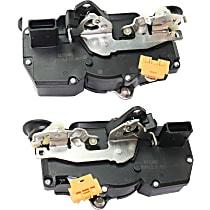 Door Lock Actuator - Rear, Driver and Passenger Side