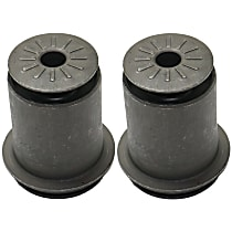 Control Arm Bushing - Front, Lower, Rearward, Set of 2