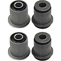 Control Arm Bushing - Front, Driver and Passenger Side, Upper and Lower, Set of 4