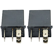 Replacement SET-RT50780001-2 Relay - Multi-purpose relay, Direct Fit, Set of 2
