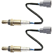 Oxygen Sensor - Before Catalytic Converter, Driver and Passenger Side, Set of 2