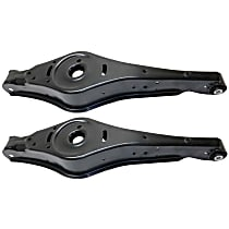 Control Arm - Rear, Driver and Passenger Side, Lower, Rearward, Set of 2