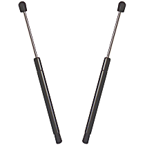 Trunk lid Lift Support, Set of 2 Trunk Lid (Driver and Passenger Side)