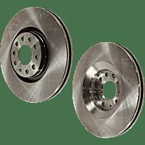 SET-STPA27110010-2 Brake Disc - Front, Driver and Passenger Side