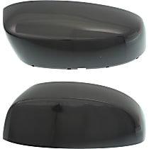 StyleLine Mirror Cover - SET-STYCV0714MC03 - Driver and Passenger Side, Paint to Match, Plastic, Direct Fit, Set of 2