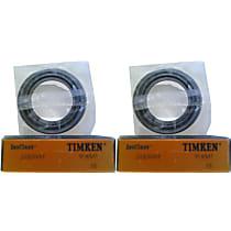 Timken SET-TM32009XM Differential Bearing - Direct Fit, Set of 2