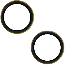 SET-TM4160-2 Wheel Seal - Direct Fit, Set of 2