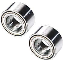SET-TM510058 Wheel Bearing - Front, Driver and Passenger Side, Set of 2