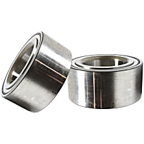 Wheel Bearing - Front, Driver and Passenger Side, Set of 2
