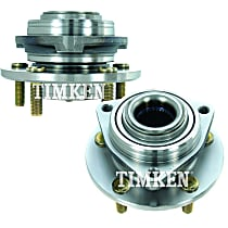 Wheel Hub With Ball Bearing - Set of 2