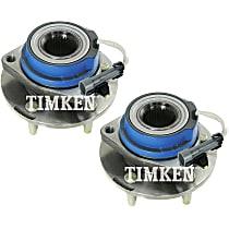 SET-TM513179-F Wheel Hub With Ball Bearing - Set of 2