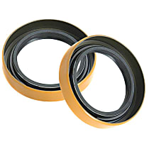 Wheel Seal - Direct Fit, Set of 2