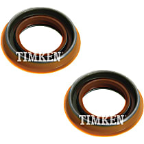 SET-TM9864S-2 Wheel Seal - Direct Fit, Set of 2