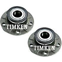 SET-TMHA590159 Wheel Hub Bearing included - Set of 2