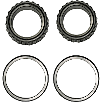 SET-TMSET411-2 Wheel Bearing - Rear Inner, Set of 2