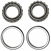 SET-TMSET413-2 Wheel Bearing - Front Inner, Set of 2