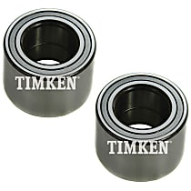 SET-TMWB000019 Wheel Bearing - Front, Driver and Passenger Side, Set of 2