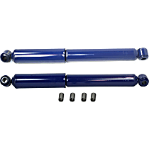 OE Replacement Shock Absorber - Set of 2 Front or Rear, Driver and Passenger Side
