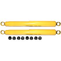 SET-TS66861-2 Front, Driver and Passenger Side Shock Absorber - Set of 2