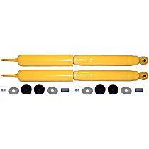 SET-TS66924-2 Rear, Driver and Passenger Side Shock Absorber - Set of 2