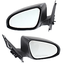 Mirror - Driver and Passenger Side (Pair), Paintable, For Models Built in Japan