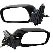 Kool Vue Power Mirror, Driver and Passenger Side, LE/S/XRS Models, Non-Folding, Non-Heated, w/o Signal, Paintable