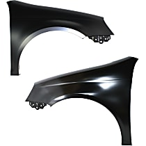 Fender - Front, Driver and Passenger Side (2005-2010), CAPA Certified