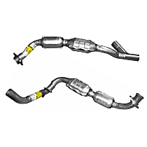 SET-WK54396 Catalytic Converter - 47-State Legal (Cannot ship to CA, NY or ME) - Driver and Passenger side