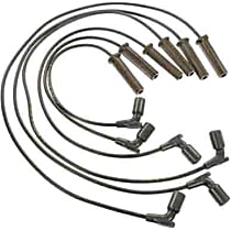 7728 Spark Plug Wire - Set of 6