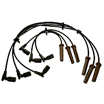 7737 Spark Plug Wire - Set of 6