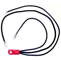 Standard A44-4DE Battery Cable - Direct Fit, Sold individually