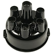 Standard AL-138 Distributor Cap - Black, Direct Fit, Sold individually