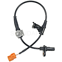 Rear, Driver Side ABS Speed Sensor - Sold individually
