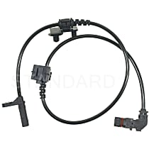 Front, Driver or Passenger Side ABS Speed Sensor - Sold individually