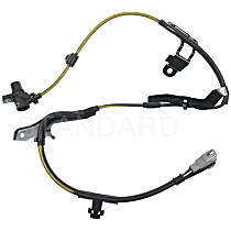 ALS667 Front, Passenger Side ABS Speed Sensor - Sold individually
