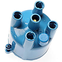 Standard CH-405 Distributor Cap - Blue, Direct Fit, Sold individually