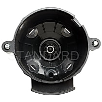Standard CH-407 Distributor Cap - Black, Direct Fit, Sold individually