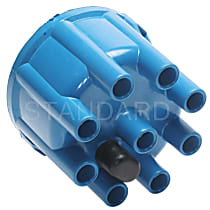 Standard CH-409 Distributor Cap - Blue, Direct Fit, Sold individually