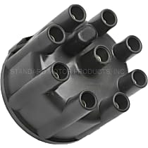 Standard CH409T Distributor Cap - Black, Direct Fit, Sold individually