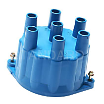 Standard CH-411 Distributor Cap - Gray, Direct Fit, Sold individually