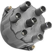 Standard CH411T Distributor Cap - Gray, Direct Fit, Sold individually