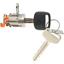 Standard DL-108R Door Lock Cylinder - Chrome, Direct Fit, Sold individually