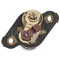 DL-114 Door Lock - Chrome, Direct Fit, Sold individually